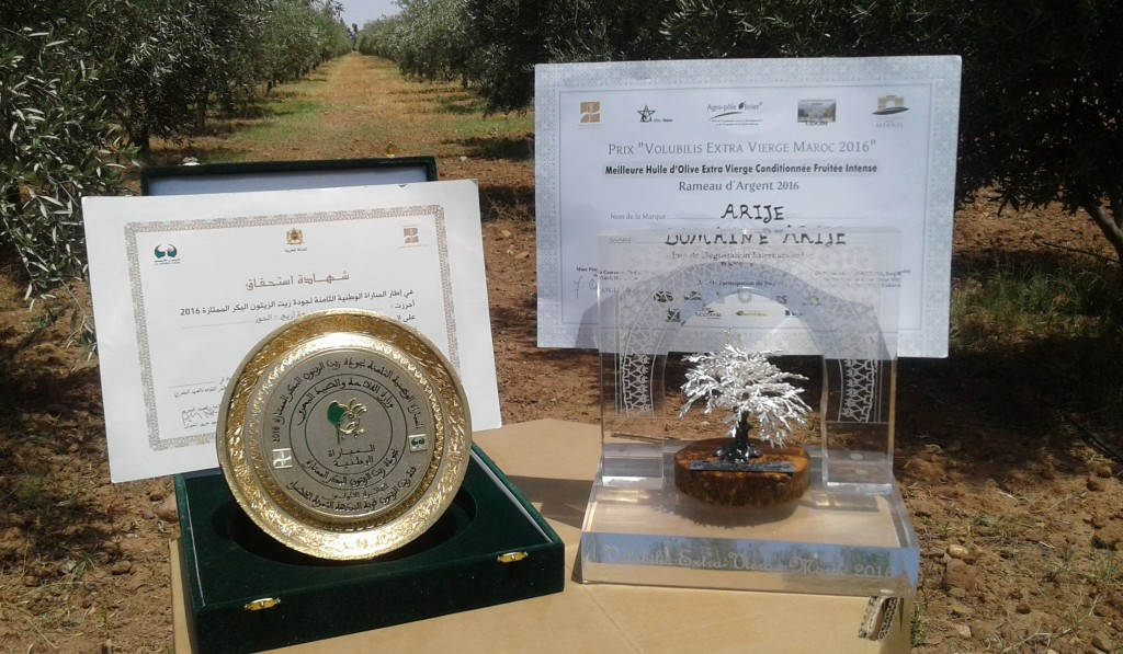 Prix Arije 2016